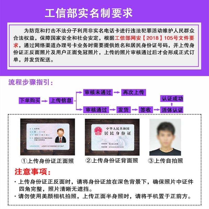 中国联通新宝卡19包71G全国+100分钟国内