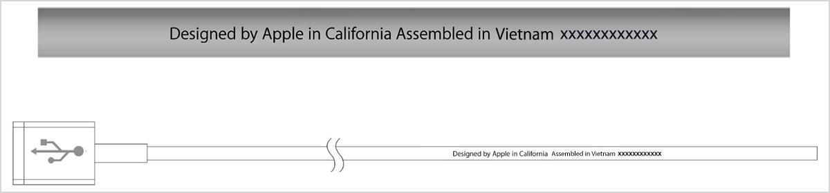 如何辨别苹果数据线是否原装(苹果数据线真假鉴别方法)